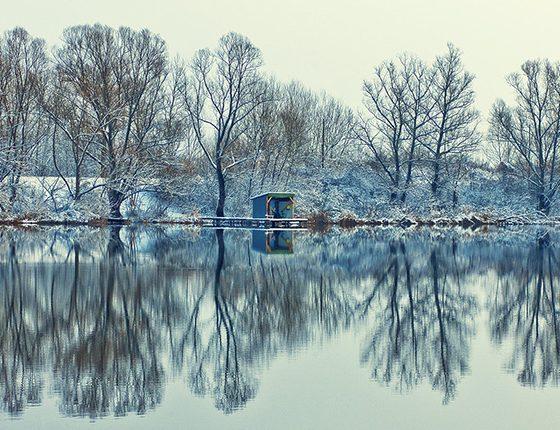 Lonjsko polje – voda u oblacima